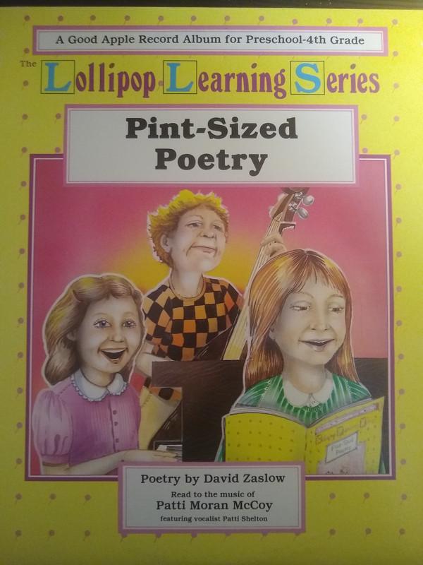 PAT MORAN MCCOY - Patti Moran McCoy, Patti Shelton : Pint-Sized Poetry cover