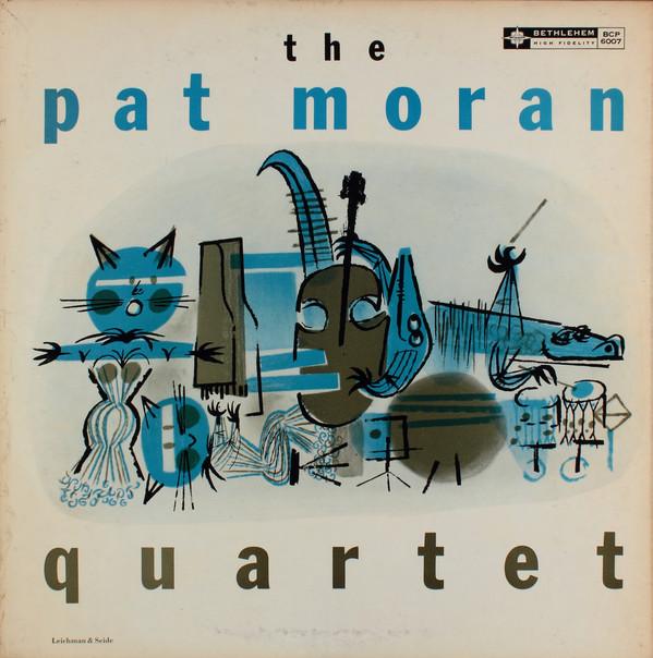 PAT MORAN MCCOY - The Pat Moran Quartet cover