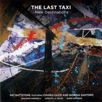 PATRICK BATTSTONE - The Last Taxi : New Destinations cover