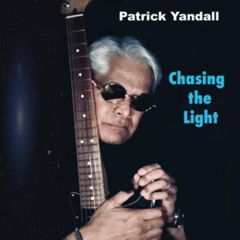 PATRICK YANDALL - Chasing The Light cover