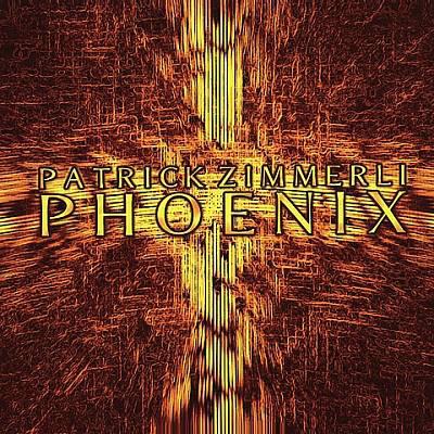 PATRICK ZIMMERLI - Phoenix cover