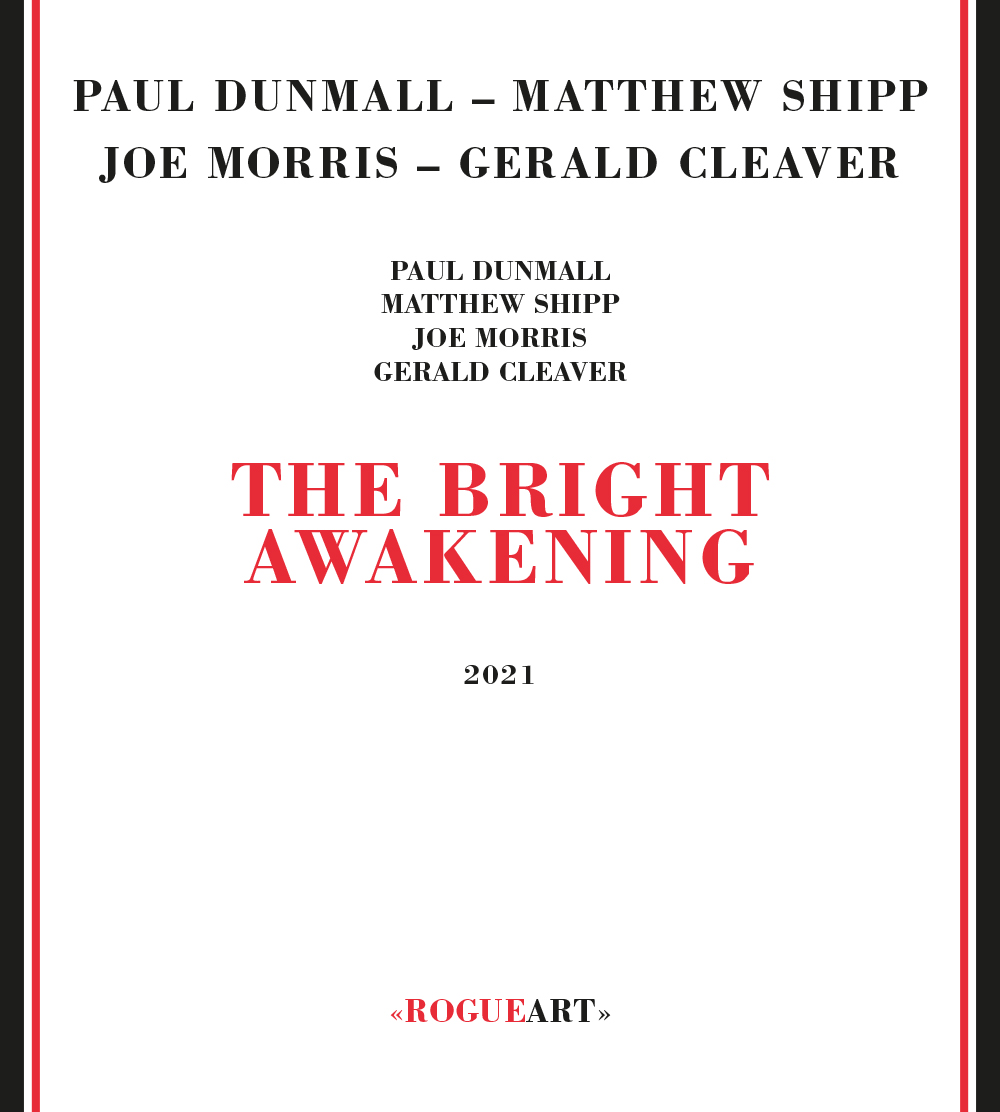 PAUL DUNMALL - The Bright Awakening cover