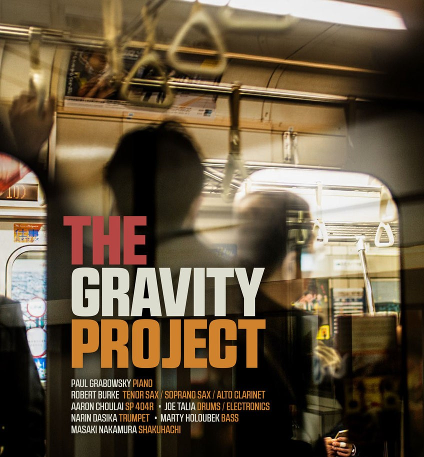 PAUL GRABOWSKY - The Gravity Project cover