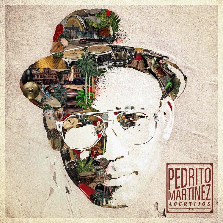 PEDRITO MARTINEZ - Acertijos cover