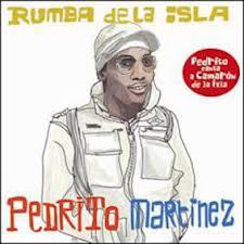 PEDRITO MARTINEZ - Rumba De La Isla cover