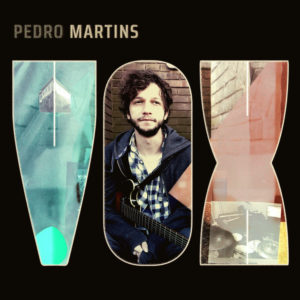 PEDRO MARTINS - Vox cover