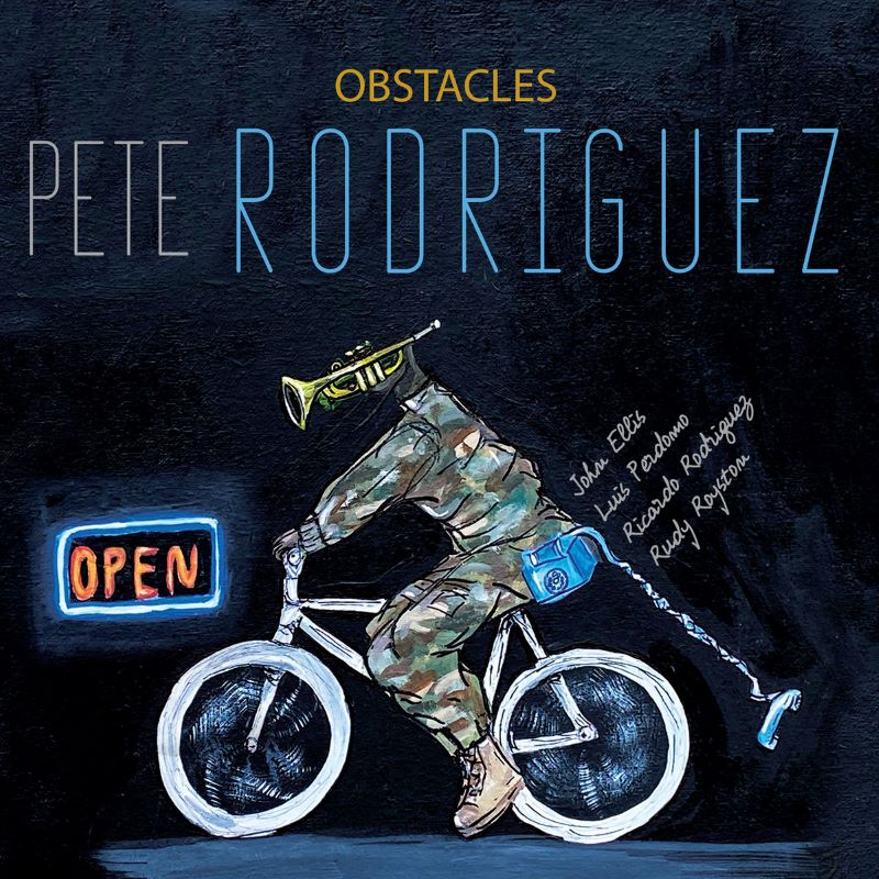 PETE RODRIGUEZ (TRUMPET) - Obstacles cover