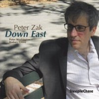 PETER ZAK - Down East cover