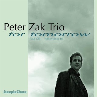 PETER ZAK - For Tomorrow cover