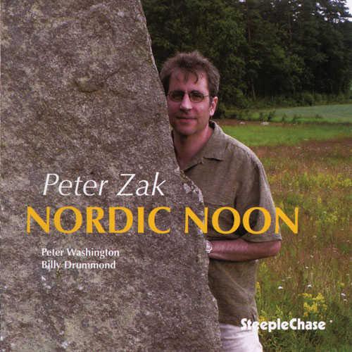 PETER ZAK - Nordic Noon cover