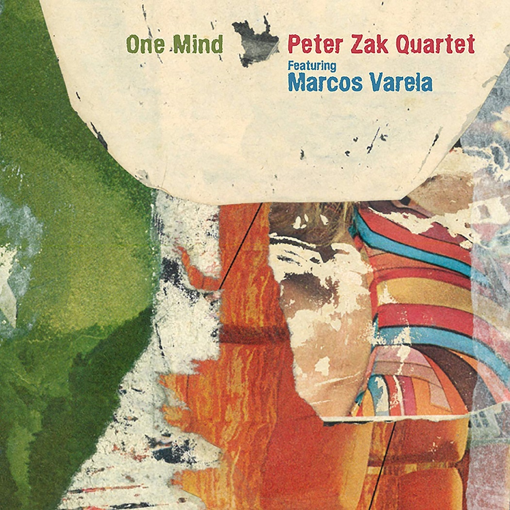 PETER ZAK - One Mind cover