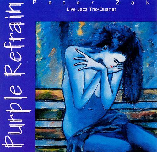 PETER ZAK - Purple Refrain cover