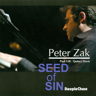 PETER ZAK - Seed of Sin cover