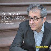 PETER ZAK - Standards cover