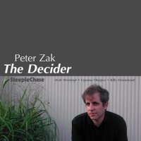 PETER ZAK - The Decider cover