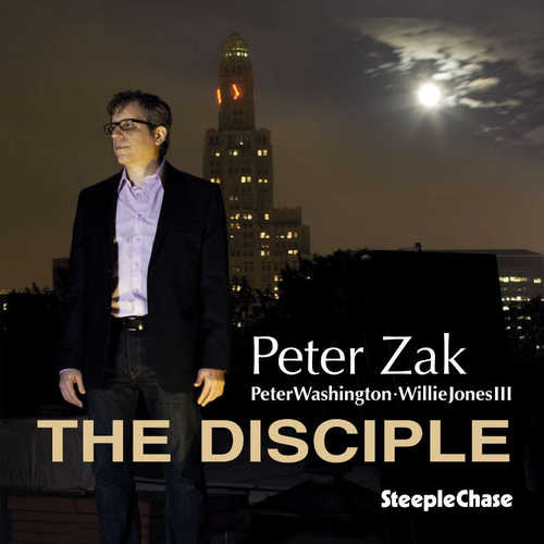 PETER ZAK - The Disciple cover