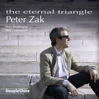 PETER ZAK - The Eternal Triangle cover