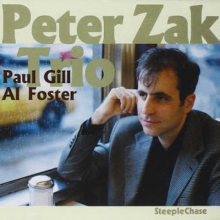 PETER ZAK - With Paul Gill and Al Foster cover