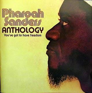 PHAROAH SANDERS - Anthology cover
