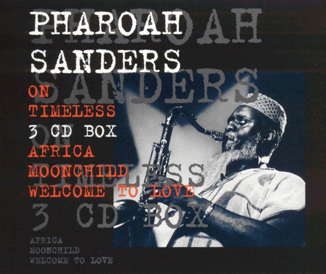 PHAROAH SANDERS - On Timeless cover