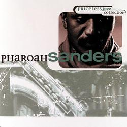PHAROAH SANDERS - Priceless Jazz Collection cover