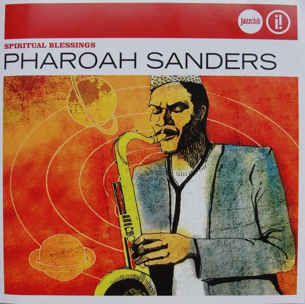 PHAROAH SANDERS - Spiritual Blessings cover