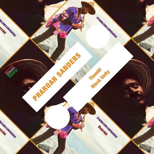 PHAROAH SANDERS - Thembi / Black Unity cover