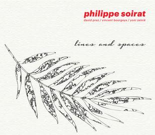PHILIPPE SOIRAT - Lines & Spaces cover