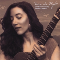PHYLLIS CHAPELL - Voice In Flight cover