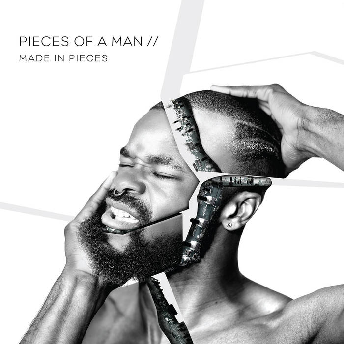 PIECES OF A MAN - Made In Pieces cover