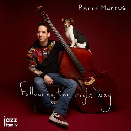 PIERRE MARCUS - Following the Right Way cover