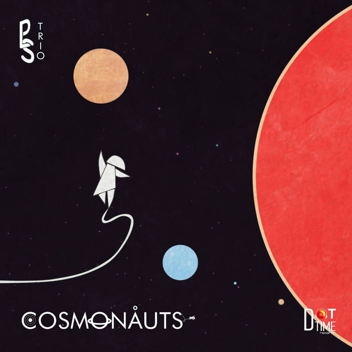 PLS.TRIO - Cosmonauts cover
