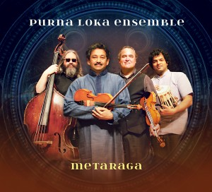 PURNA LOKA ENSEMBLE - Metaraga cover