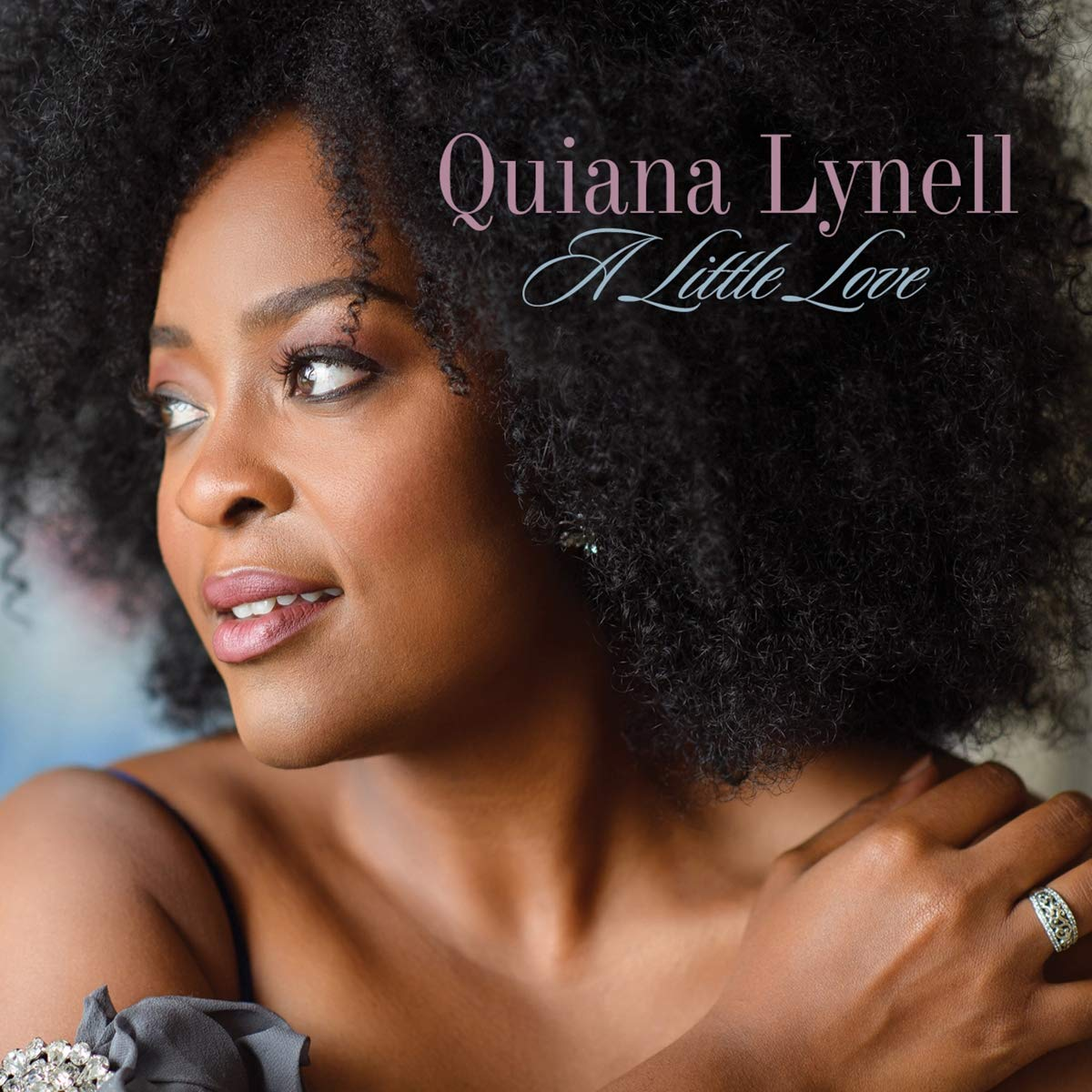 QUIANA LYNELL - A Little Love cover