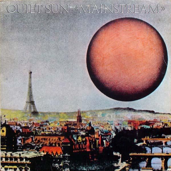 QUIET SUN - Mainstream cover