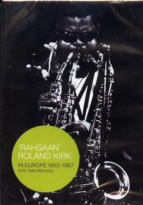 RAHSAAN ROLAND KIRK - In Europe 1962-1967 with Tete Montoliu cover