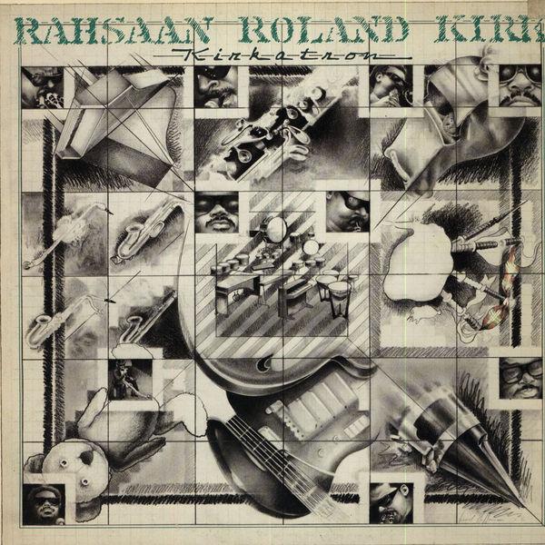 RAHSAAN ROLAND KIRK - Kirkatron cover
