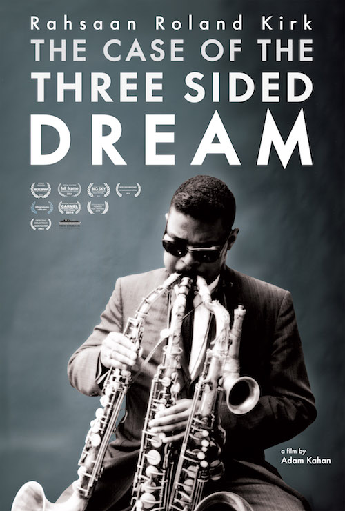RAHSAAN ROLAND KIRK - The Case of the Three Sided Dream cover