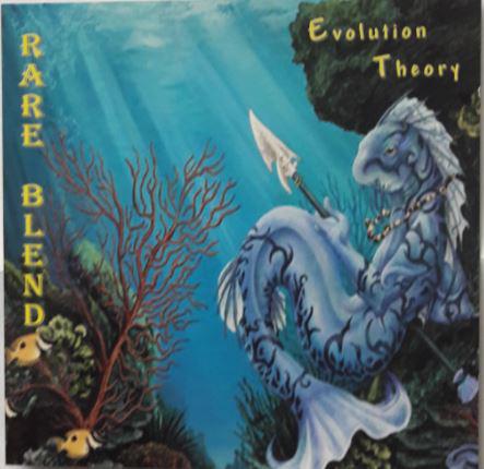 RARE BLEND - Evolution Theory cover