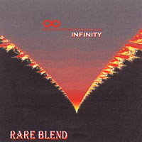 RARE BLEND - Infinity cover
