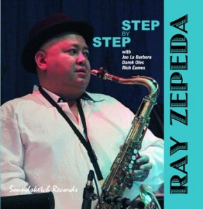 RAY ZEPEDA - Step By Step cover