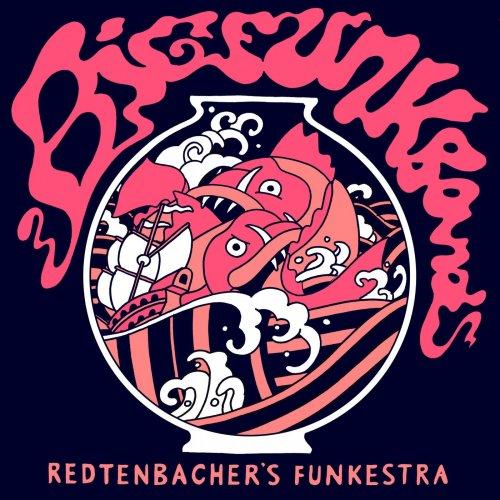 REDTENBACHERS FUNKESTRA - Big Funk Band cover