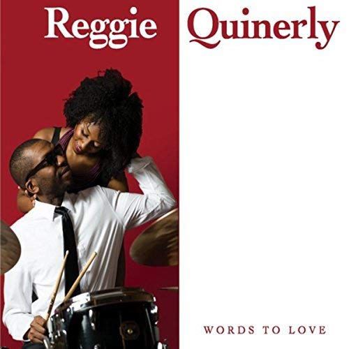 REGGIE QUINERLY - Words to Love cover