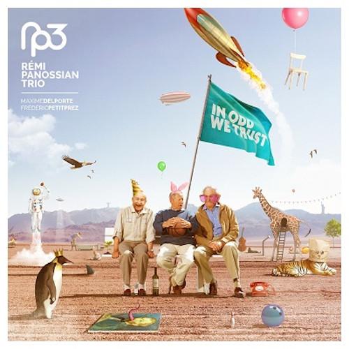 RÉMI PANOSSIAN - In Odd We Trust cover