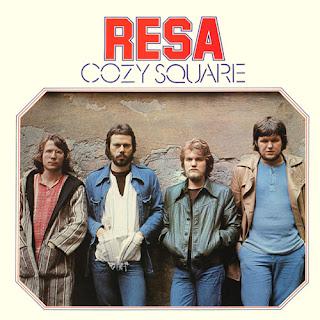 RESA - Cozy Square cover