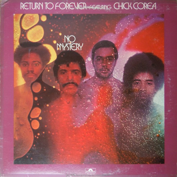 RETURN TO FOREVER - No Mystery cover