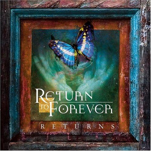 RETURN TO FOREVER - Returns cover