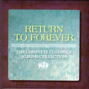 RETURN TO FOREVER - The Complete Columbia Albums Collection cover
