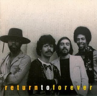 RETURN TO FOREVER - This Is Jazz 12 cover