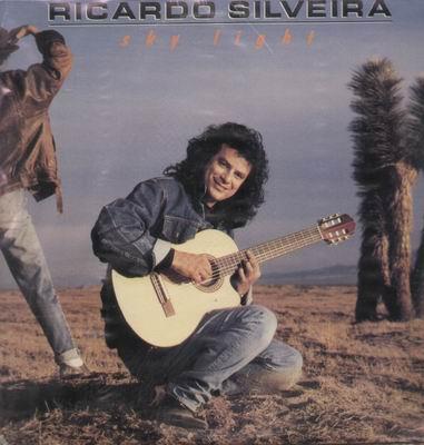 RICARDO SILVEIRA - Sky Light cover